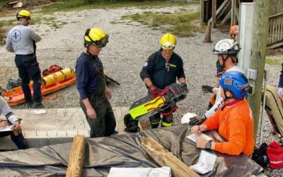 Northwall@ Medical Team Specialist Course Urban Search and Rescue Programme